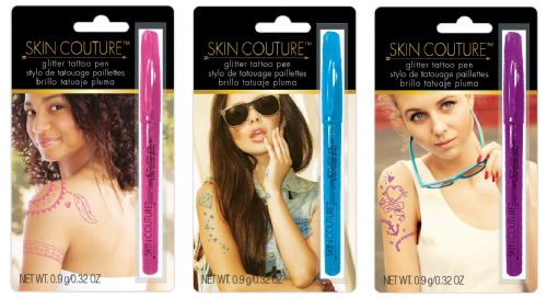 Skin Couture ~ Glitter Tattoo Pens
